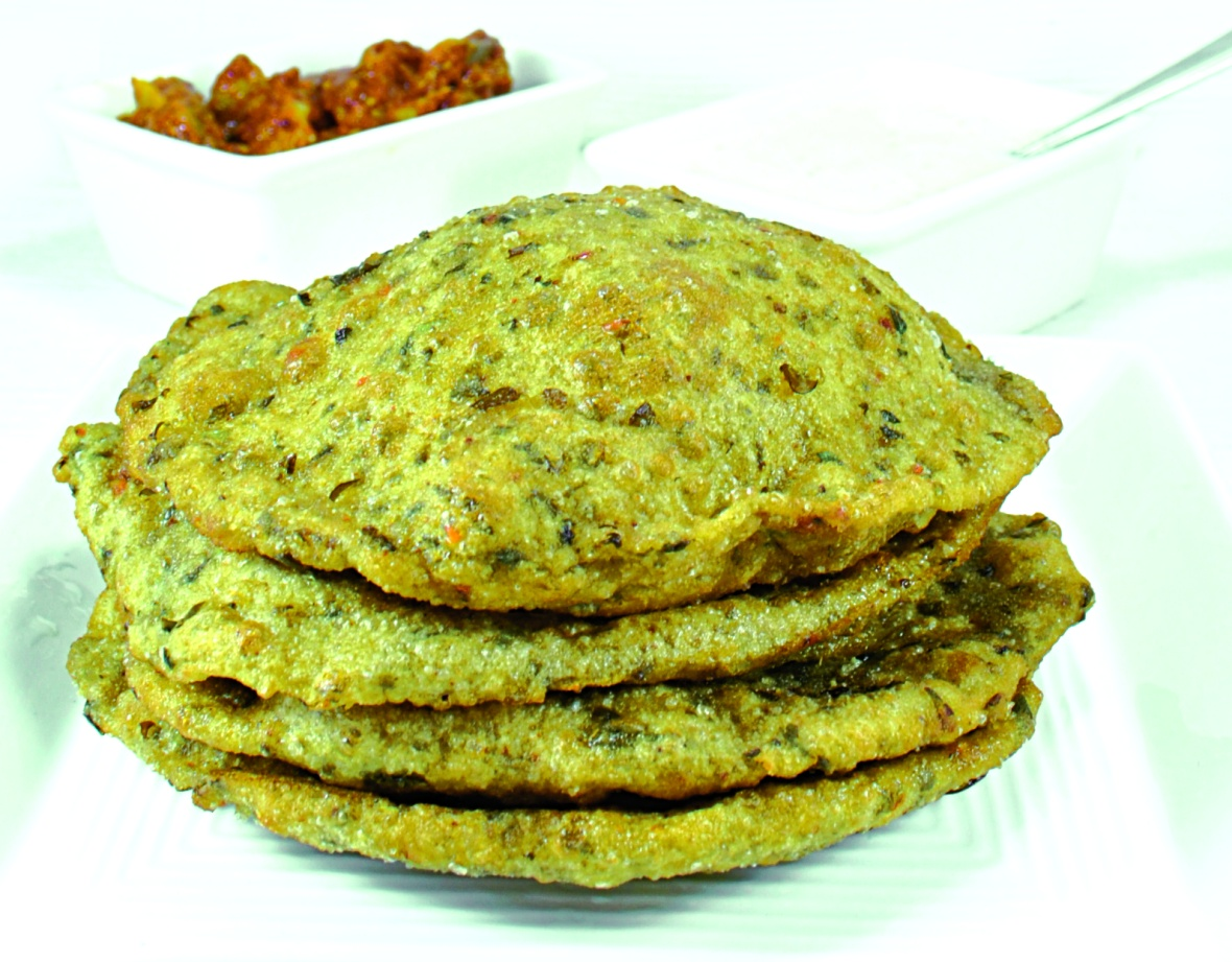 Fenugreek Leaves puris final