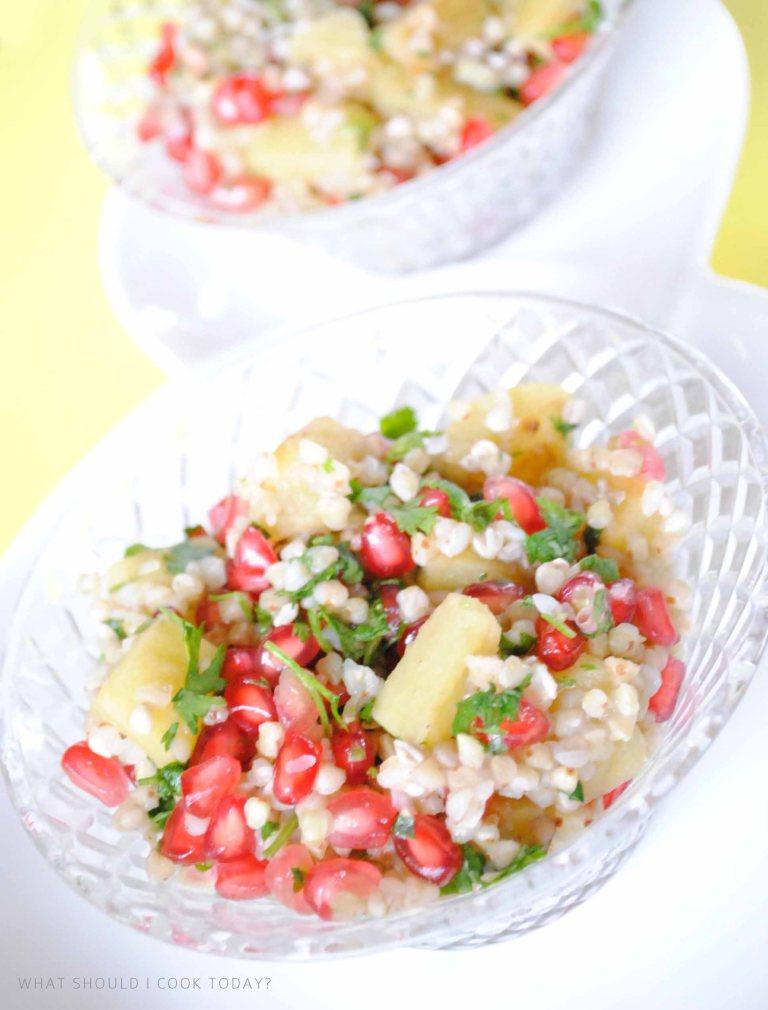 Bbuckwheat salad 1