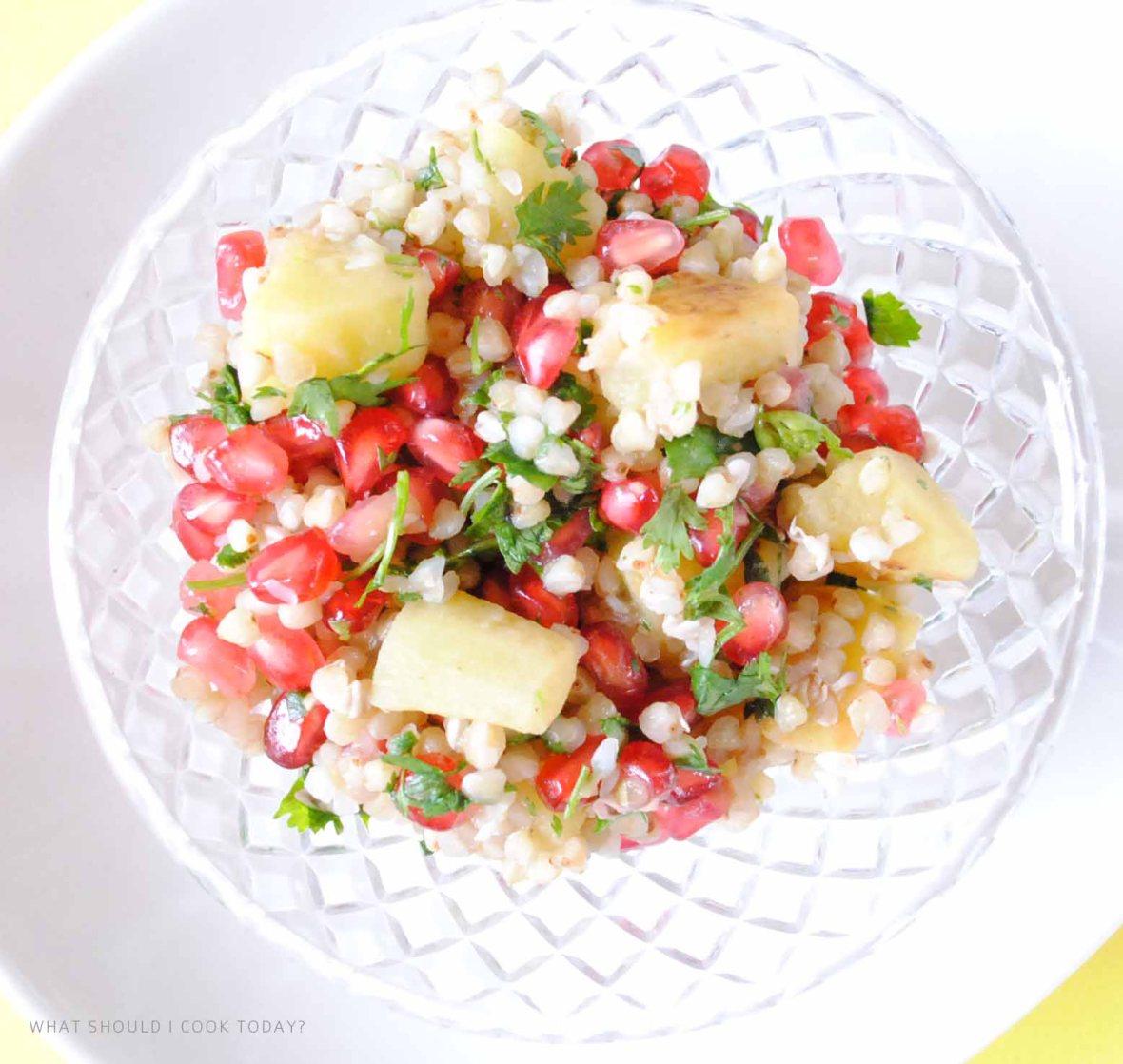 buckwheat salad 2