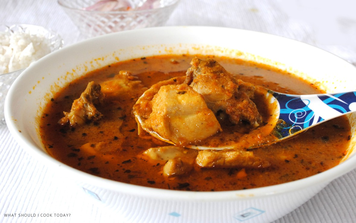 CHICKEN CURRY 2