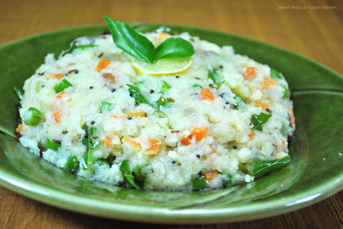 mix-vegetable-upma