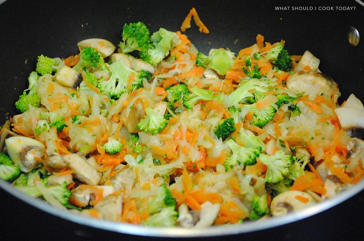brocoli and mushroom bites _2