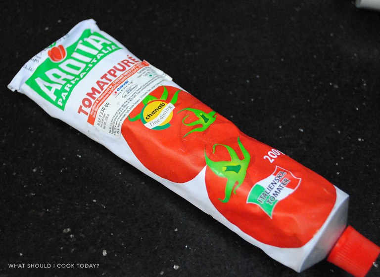 tomato tube
