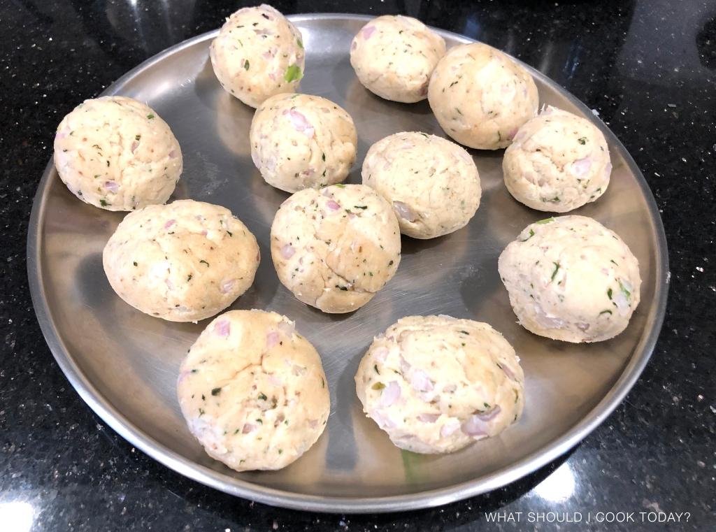 paneer and onion paratha 12